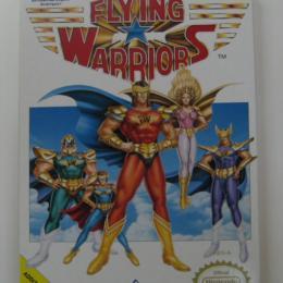 Flying Warriors, Culture Brain, 1991