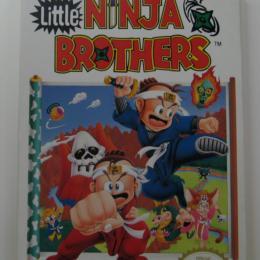 Little Ninja Brothers, Culture Brain, 1990