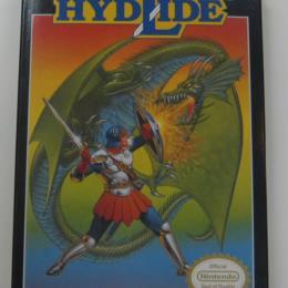 Hydlide, FCI, 1989