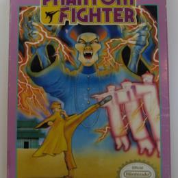 Phantom Fighter, FCI, 1990