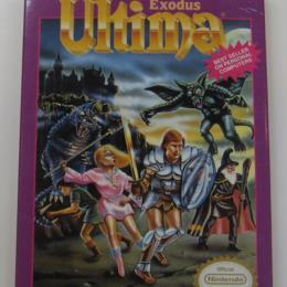 Ultima: Exodus, FCI, 1989