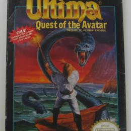 Ultima: Quest of the Avatar, FCI, 1990