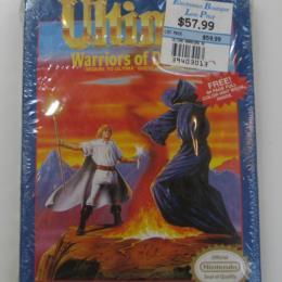 Ultima: Warriors of Destiny, FCI, 1993