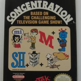 Classic Concentration, Gametek, 1990