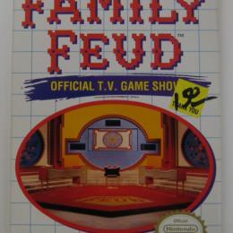 Family Feud, Gametek, 1991
