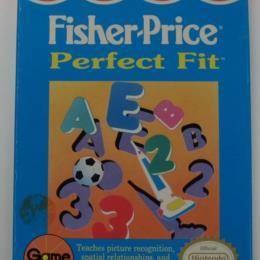 Fisher-Price: Perfect Fit, Gametek, 1990