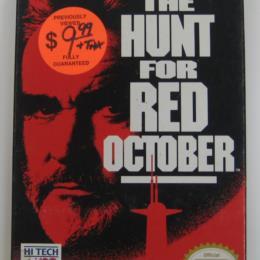 Hunt for Red October, Hi Tech, 1991