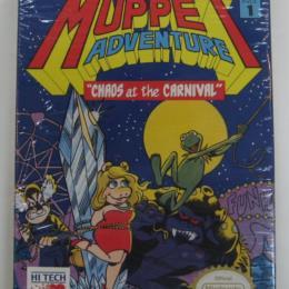 Muppet Adventure, Hi Tech, 1990