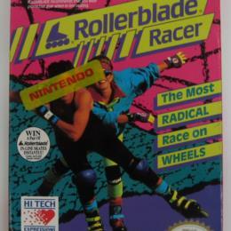 Rollerblade Racer, Hi Tech, 1993