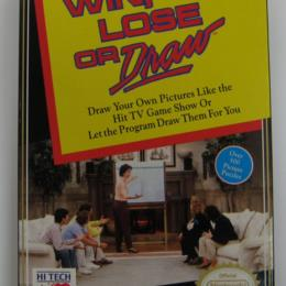 Win, Lose, or Draw, Hi Tech, 1990