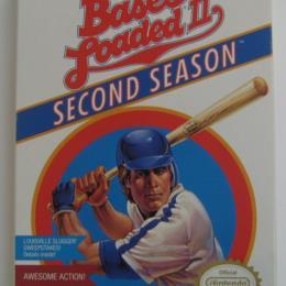 Bases Loaded II: Second Season, Jaleco, 1990