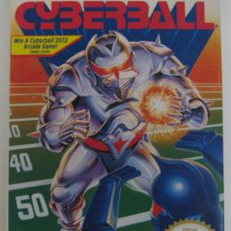 Cyberball, Jaleco, 1992