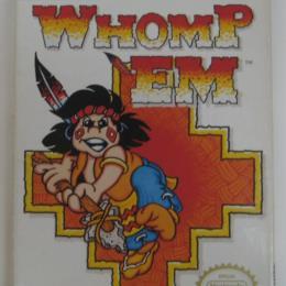 Whomp 'Em, Jaleco, 1991
