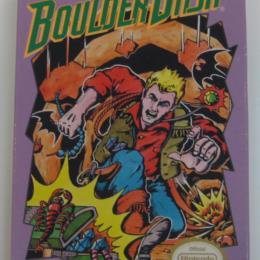 Boulder Dash, JVC, 1990