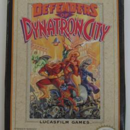 Defenders of Dynatron City, JVC, 1992