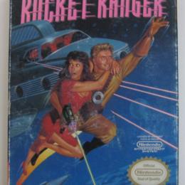 Rocket Ranger, Kemco, 1990