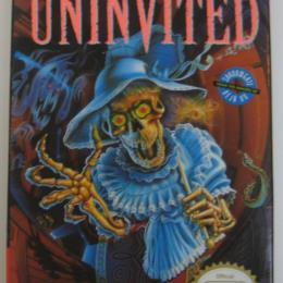 Uninvited, Kemco, 1991