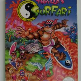 T&C 2: Thrilla's Surfari