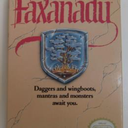 Faxanadu, Nintendo, 1989