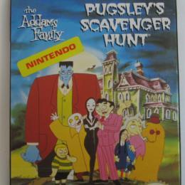 Addams Family: Pugsley's Scavenger Hunt