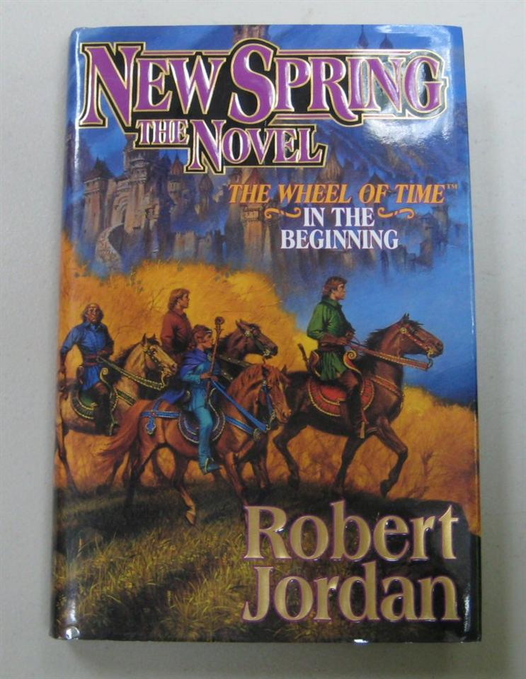 New Spring: The Novel