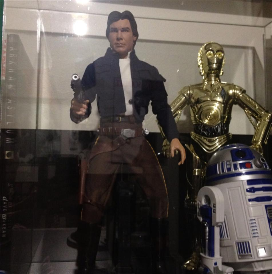Sideshow Collectibles Han Solo, Bespin