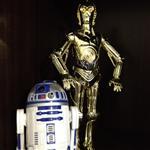 Hasbro C3-PO & R2-D2