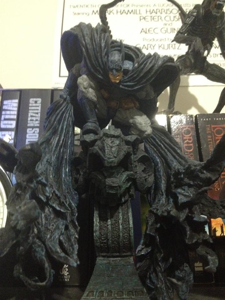 Kotobukiya Gargoyle Batman