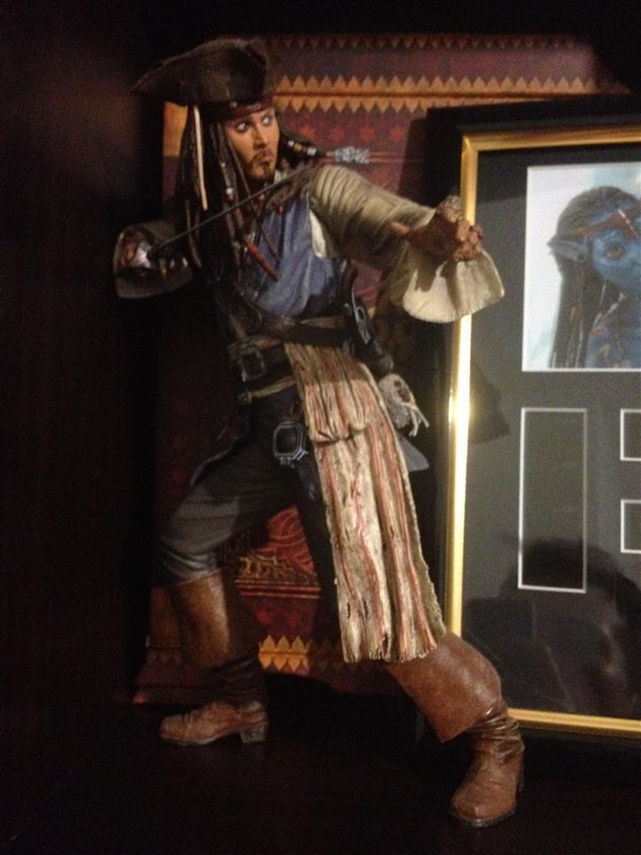 NECA 12 Inch Jack Sparrow