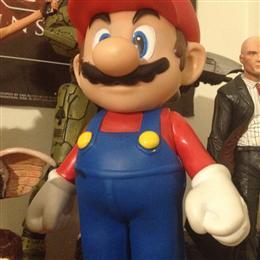 Goldie Marketing 9 Inch Mario