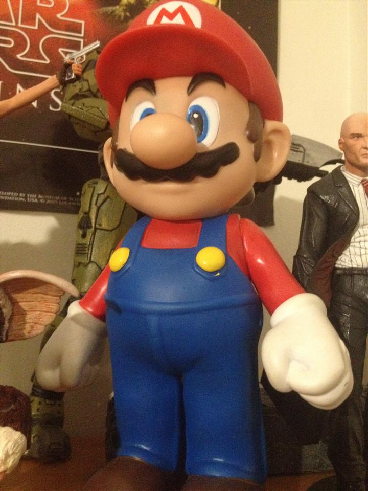 Goldie Marketing 9 Inch Mario