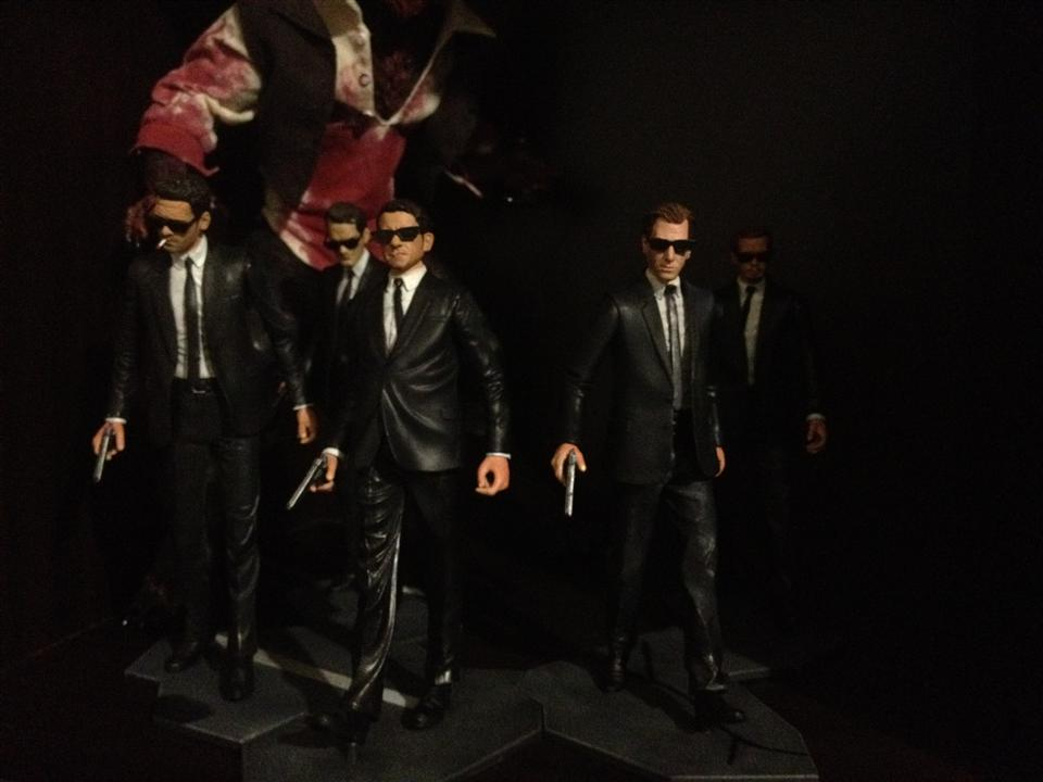 NECA Reservoir Dogs Box Set