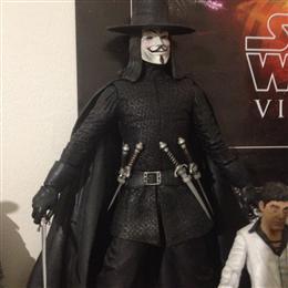 NECA 12 Inch V Vendetta