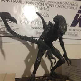 NECA Alien Warrior AVPR