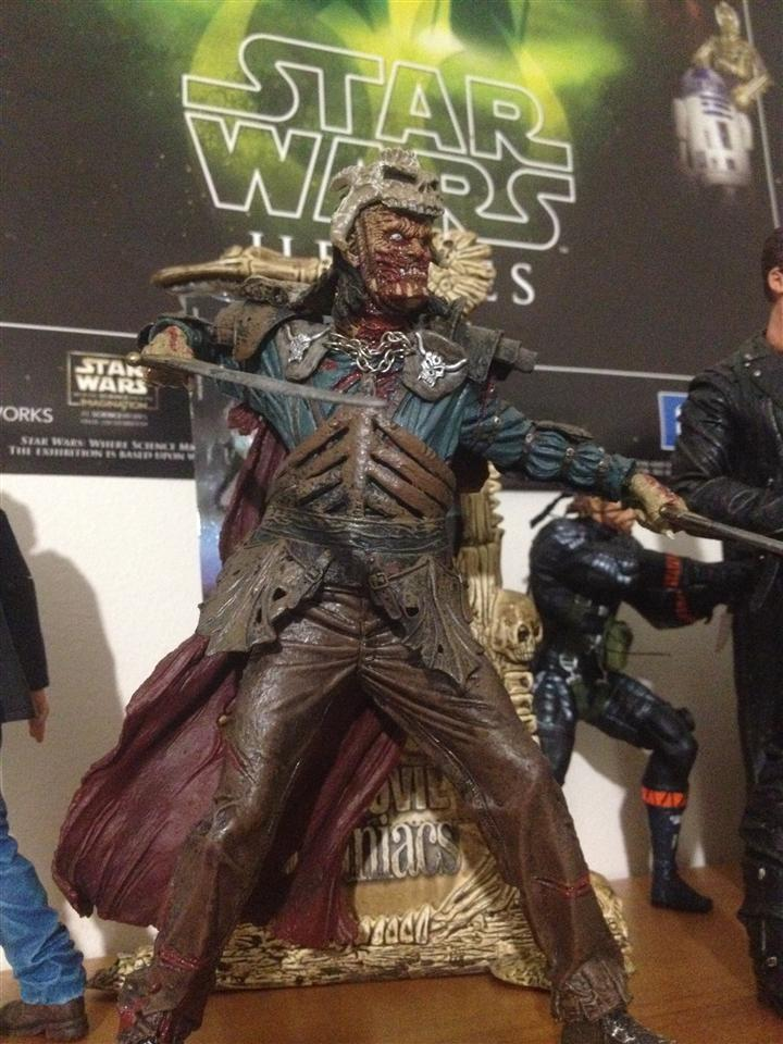 McFarlane Movie Maniacs Evil Ash