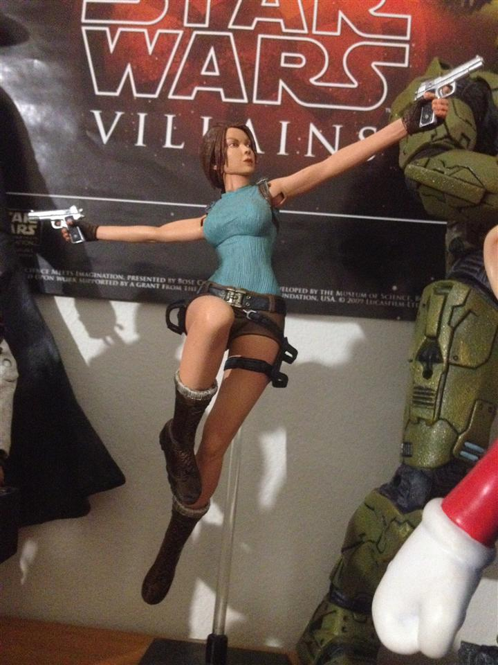 NECA Lara Croft