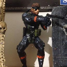 Medicom Metal Gear Solid 3 Snake