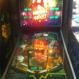 My Home Pinball Machines