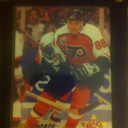 Eric Lindros 1993 Parkhurst Cherry Picks Card #6 of 20