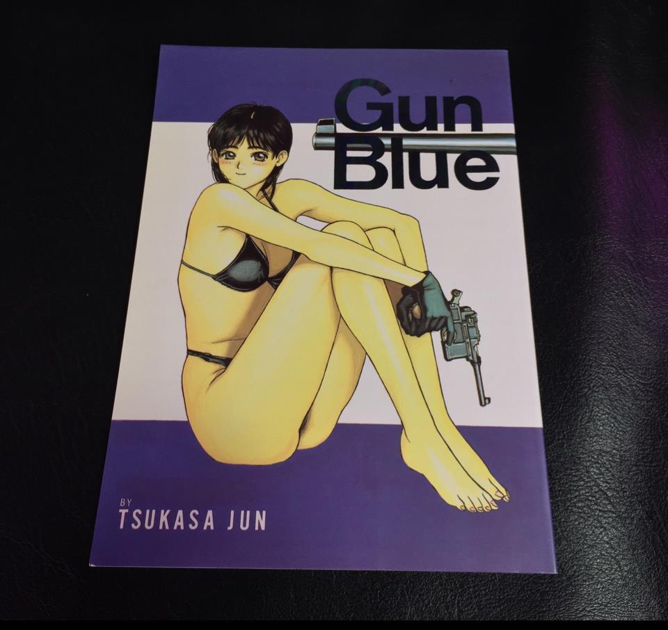 Gun Blue (Japan)