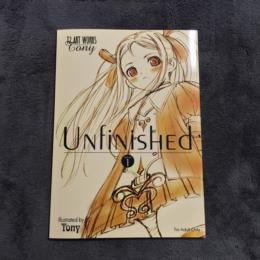 Unfinished Volume 1 (Japan)