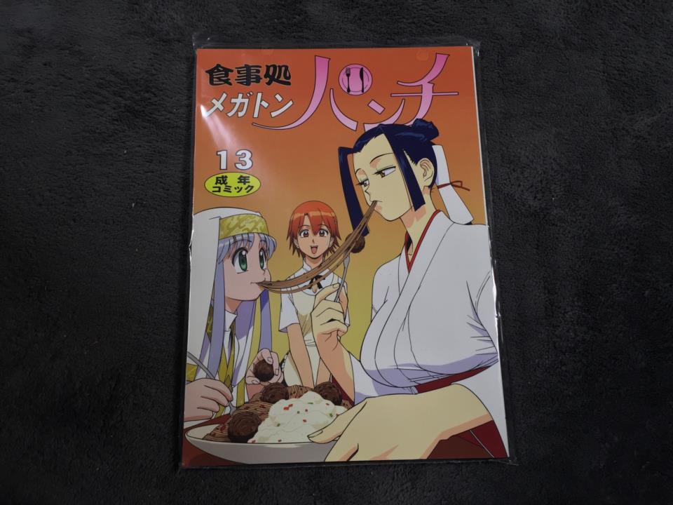 MEGATON PUNCH 13 (Japan)