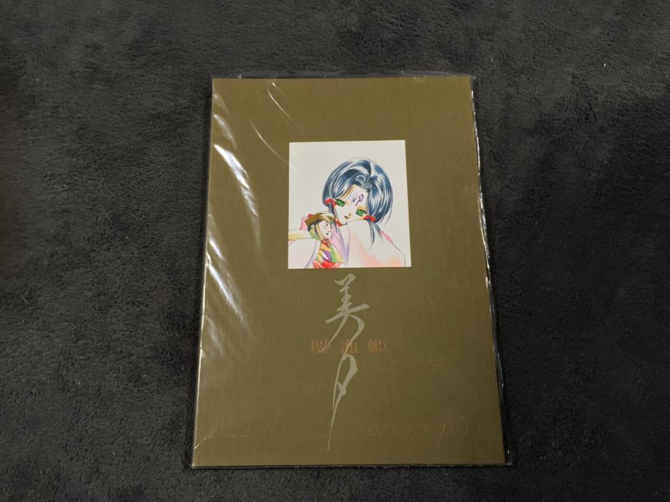 Vampire Miyu Character Rough Sketch Collection 2 (Japan)