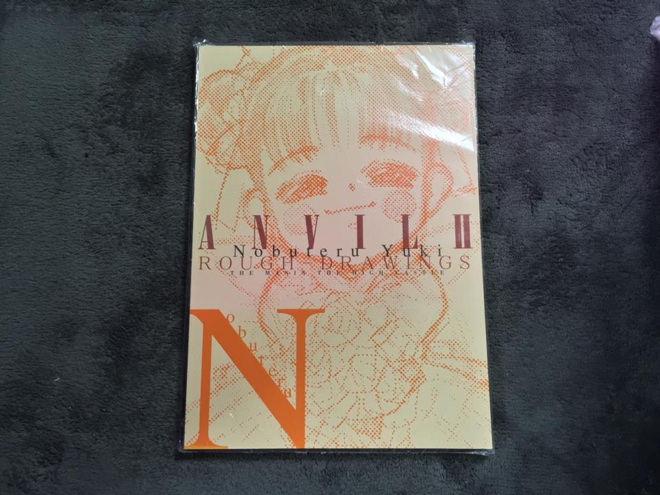 ANVIL II (Japan)