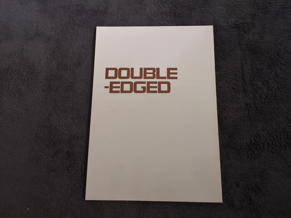 DOUBLE-EDGED (Japan)