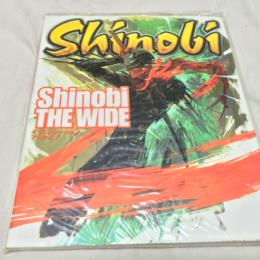 Shinobi THE WIDE (Japan)