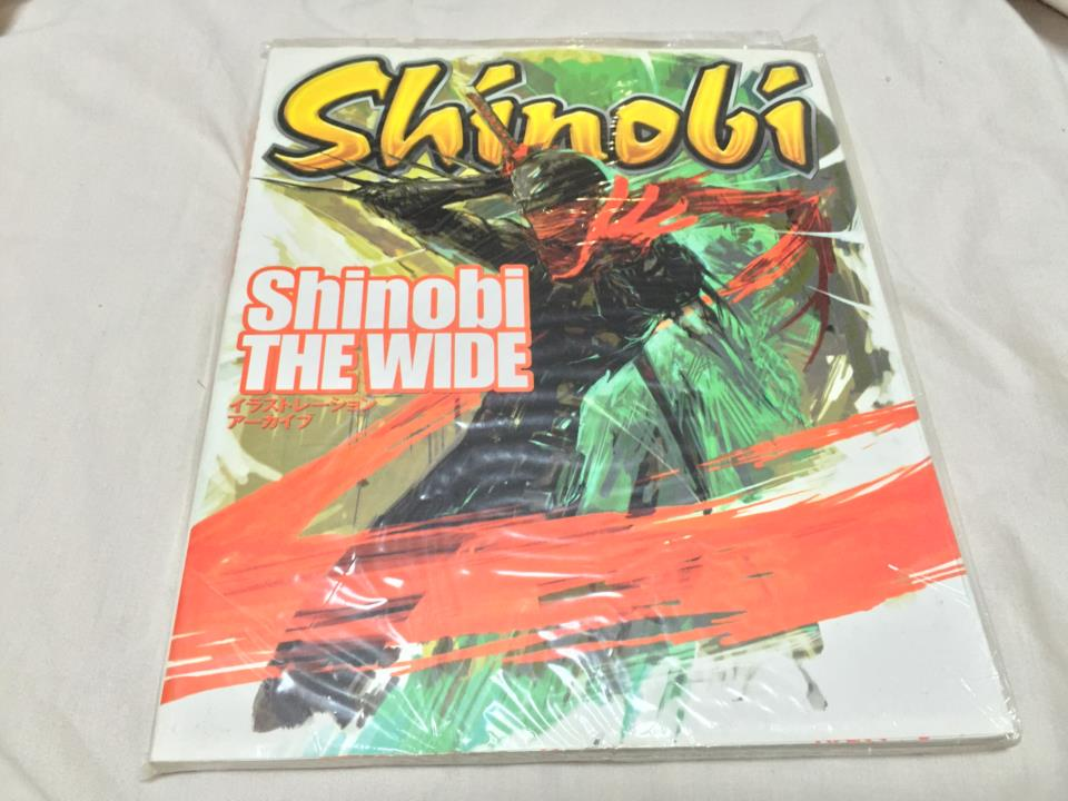 Shinobi THE WIDE (Japan)