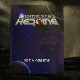 COSMIC STAR HEROINE ART & ASSETS (US)