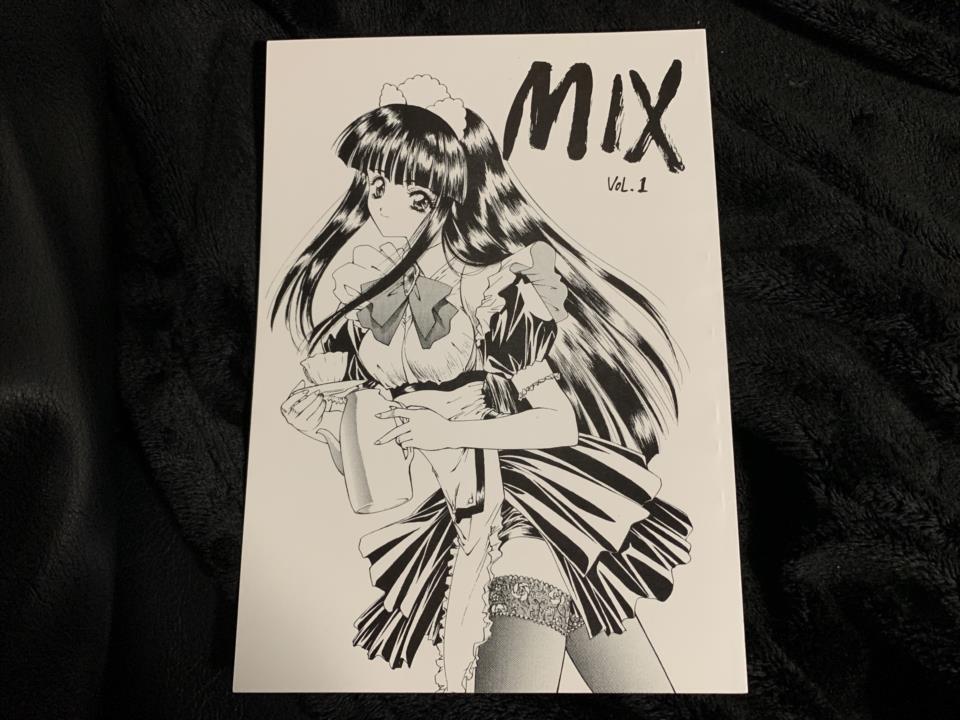 MIX Vol. 1 (Japan)