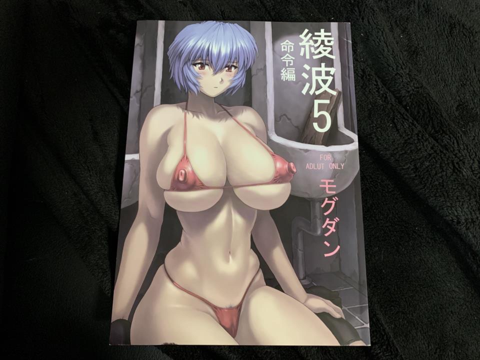 Ayanami 5: Orders (Japan)